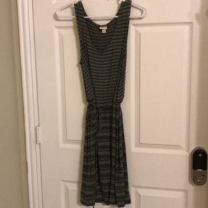 Merona size M Green dress